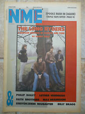 "THE LONG RYDERS, 6TH APR 1985 COLOUR N.M.E COVER, PICTURE,POSTER, 11.5"" X 16.5"""