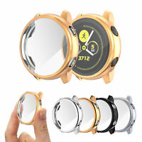 Full Body Screen Protector Soft TPU Case For Samsung Galaxy Watch Active 40mm