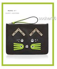 MARC BY MARC JACOBS SCREW'D UP FACES GATO WRISTLET M0007232 NWT $128