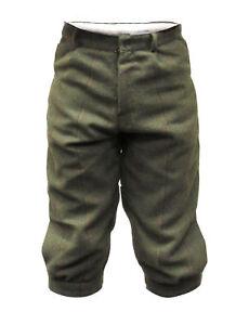 Mens Hereford Hunting Shooting Fishing Breeches Dark Tweed Breeks Trousers
