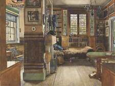 Anna Tadema Sir Lawrence Alma Tadema della libreria art print poster hp233