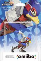 AMIIBO FALCO - SUPER SMASH BROS COLLECTION No. 52 - NINTENDO - STAR FOX