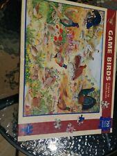 Jigsaw 750 piece Game Birds