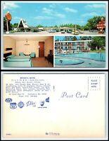 GEORGIA Postcard - Statesboro, Bryant's Motel M3