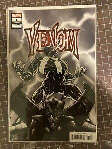 Venom #1 2018 HTF 4th Printing Stegman Sketch Cover NM