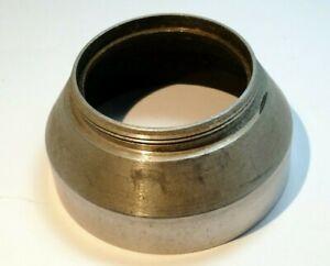 46mm Lens Hood screw in Shade Metal vintage