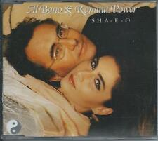 AL BANO & ROMINA POWER - Sha-e-o CDM 3TR GERMANY 1993