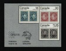 Mint Never Hinged/MNH Sheet Canada Stamps