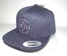 New O'Neill Mens Rift Adjustable Snapback Baseball Cap Hat OSFA