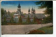 Erster Weltkrieg (1914-18) frankierte Ansichtskarten aus Schlesien