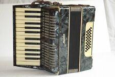 Piano accordion akkordeon WELTMEISTER 32 bass