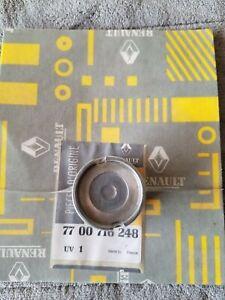4 POUSSOIRS DE SOUPAPE PIECE ORIGINE RENAULT 7700716248 UV1