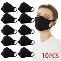 Práctica máscara negra unisex mascarilla ES