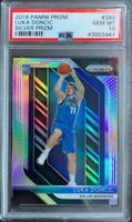 18-19 Luka Doncic Silver Prizm REPACK + 1 Free Sealed Pack