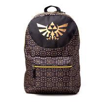 NINTENDO Legend of Zelda Backpack Rucksack School Uni Bag