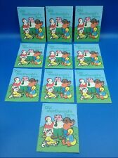 Abeka Old MacDonald Farm Little Owl K4 Preschool Readers Set of 11 classroom