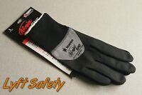 MCR Gloves Ninja BNF Safety Hand Nylon Coated Protection Work Nylon Spandex