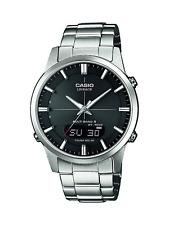 Casio Herren-Armbanduhr Analog Digital Quarz Edelstahl Funk Solar LCW-M170D-1AER
