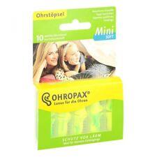 Ohropax Mini Soft Stck-10 Ohrstöpsel in Dose auch für Kinder geeignet