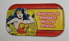 WONDER WOMAN  Collectable Magnetic Tray / Fridge magnet