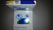 Microsoft Windows Server 2016 Essentials, SKU G3S-00936, Sealed Retail Package