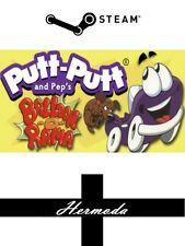 Putt-Putt ® et PEP'S BALLON-O-Rama Clé Steam-pour PC, Mac ou Linux