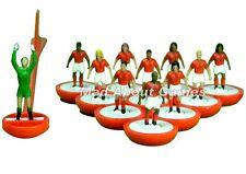Subbuteo RED TEAM New Unboxed Team Football Figures Paul Lamond Miniatures