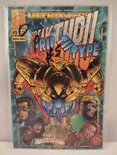 Malibu Comics - Ultraverse , Breakthru Prototype # 5 , 1993 F / Vf (1217)
