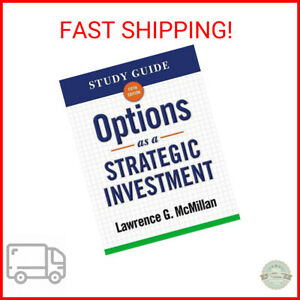 Options as a Strategic Investment - 5th Edition by  Lawrence G McMillan (Paperba