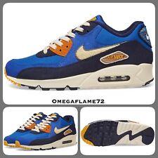 Nike Air Max 90 Premium, 858954-400, UK 7, EU 41, US 8, Game Royal, Camper