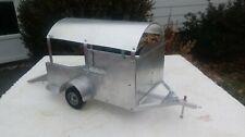 Rc trailers custom build dual wheels cargo or Boat jc trailer