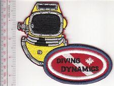 SCUBA Hard Hat Diving Canada Dive Dynamics AH-3 12 Bolts Helmets Kelowna, BC yel