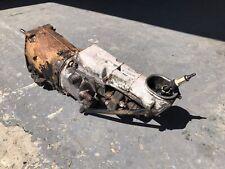Fiat Dino 2000 gearbox
