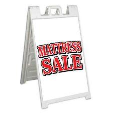 Mattress Sale Signicade 24x36 Aframe Sidewalk Sign Banner Decal Furniture Sale