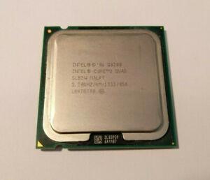 Procesador  Intel Core 2  QUAD  Q8300 2.50Ghz 4Mo 1333Mhz Socket LGA775