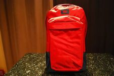 OBEY Transit Backpack Red/Blue Laptop Bag NEW