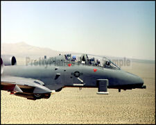 A-10 Thunderbolt YA-10B Only Two Seat 1979 8x10 Aircraft Plane Photos