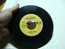 Vintage Childrens Record no sleeve--DISNEY'S JOHNNY APPLESEED by BUDDY EBEON