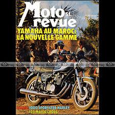 MOTO REVUE N°2292 MAICO 125 MC HARLEY XLH 1000 SPORTSTER YAMAHA XS 250 360 '76