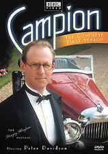 Campion - The Complete First Season, Good DVD, Brian Glover, Peter Davison,