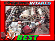 K&N+RED 86 87 88 89 TOYOTA CELICA ST/GT/GTS 2.0L 4CYL AIR INTAKE INDUCTION KIT