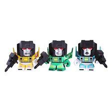"""Transformers Loyal soggetti """"FIGURA IN VINILE 3"""" Set di 3-NUOVO INSTOCK"""