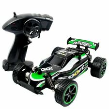 RC ferngesteuertes Buggy Racing Auto grün 2.4 GHz Geländewagen