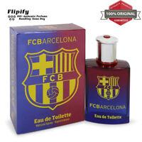 FC Barcelona Cologne 3.4 oz / 1.7 oz EDT Spray for MEN by Air Val International