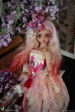 Bambicrony Doll Brava Bambi Emily The Blossom TAN Full Set LE 20 NEW Minifee BJD