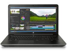 HP Zbook 17 Workstation --- i7 4930MX 3.0GHz - 32GB Ram - K5100M 8GB - 512GB SSD