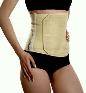 NEW Post Pregnancy Surgery Tummy Support Belt Girdle Abdominal Hernia Postnatal