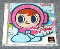 PlayStation Mr. Driller Japan PS1