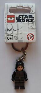 LEGO Kylo Ren Keychain/Keyring - Star Wars 853949 (Retired)