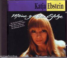 KATJA EBSTEIN CD - Best Off -  14 Songs - German Import - Euro Song Contest